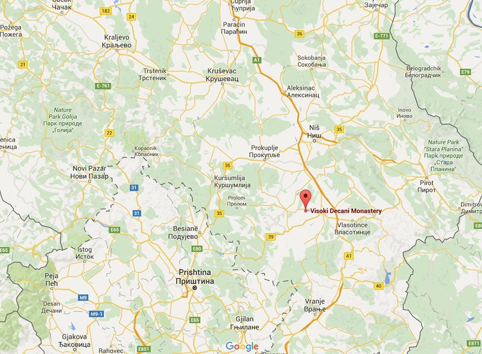 Provokacija Google Maps Obrisao Visoke Decane I Prebacio U