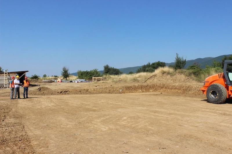 "MINA na gradilištu ,,Ditre Italia"" u Industrijskoj zoni!"