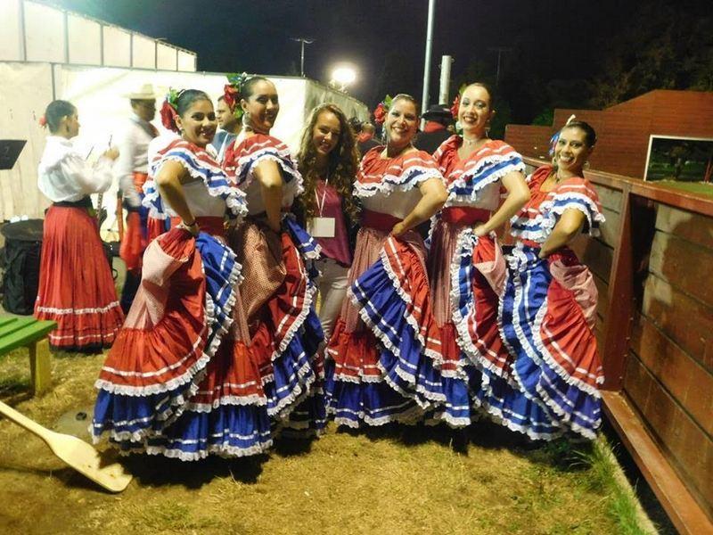 Na Festivalu folklora ansambli iz Kostarike, Slovenije, Bugarske…