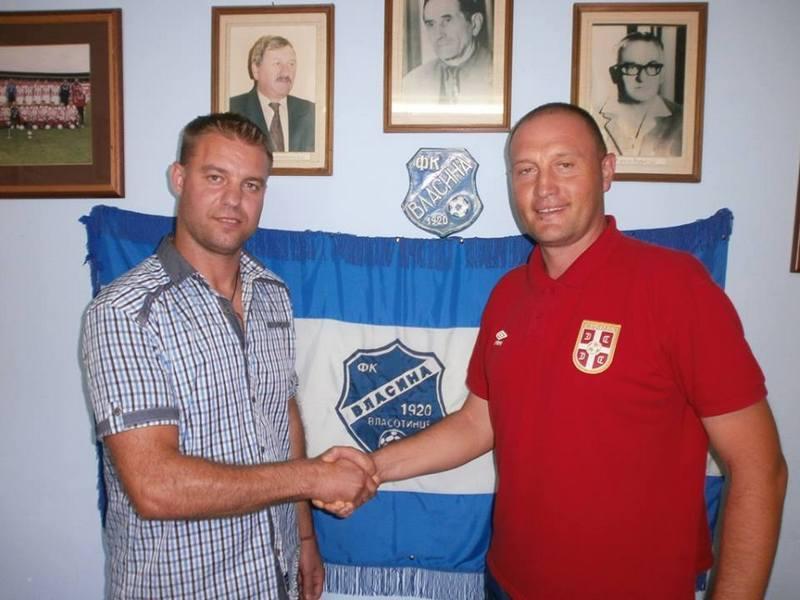 Igor Mitić novi trener FK Vlasina