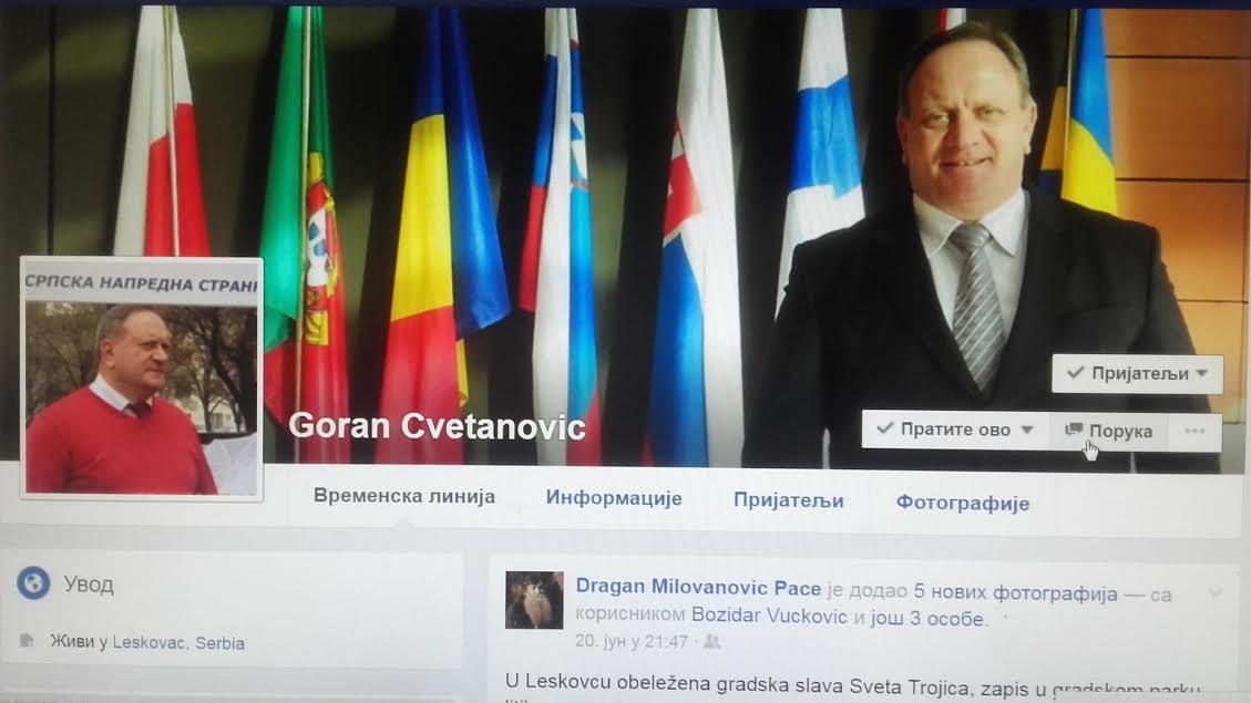 Leskovčani bi da se zbliže sa gradonačelnikom preko Fejsbuka i Tvitera