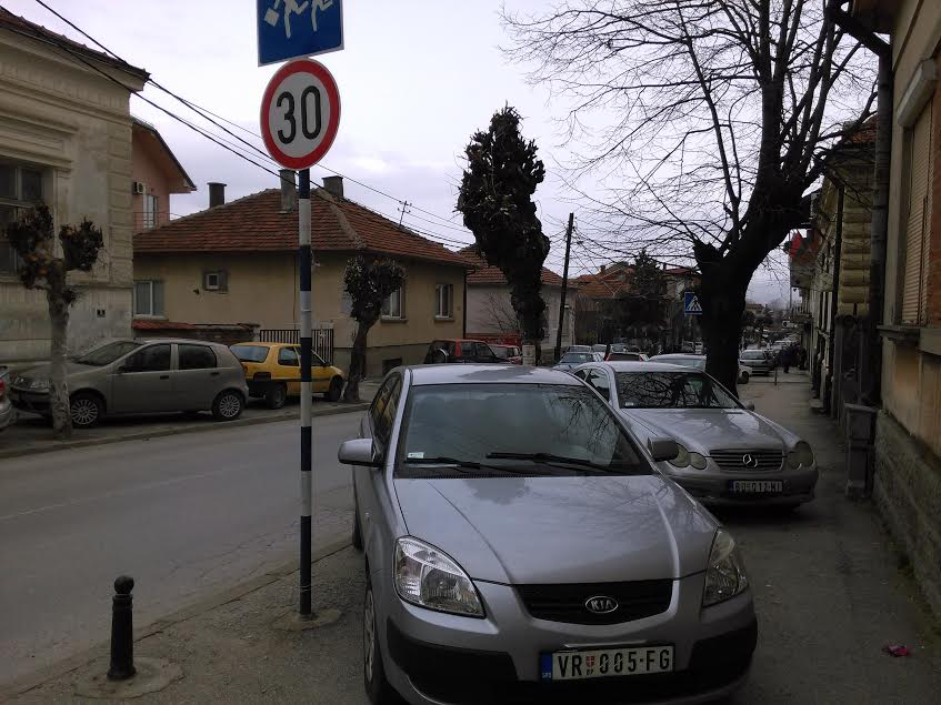Grad umanjio kazne za parkiranje