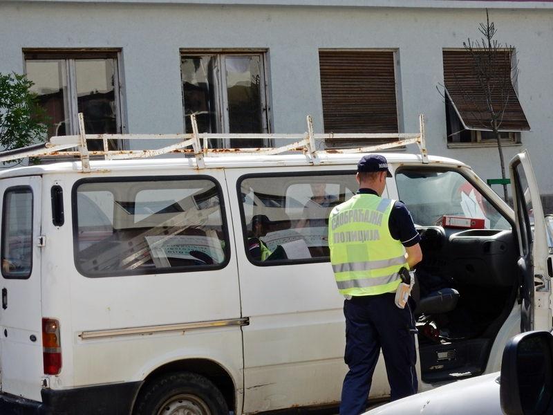 Od sutra duplo opreznije vozite, saobraćajci kreću u akciju TISPOL