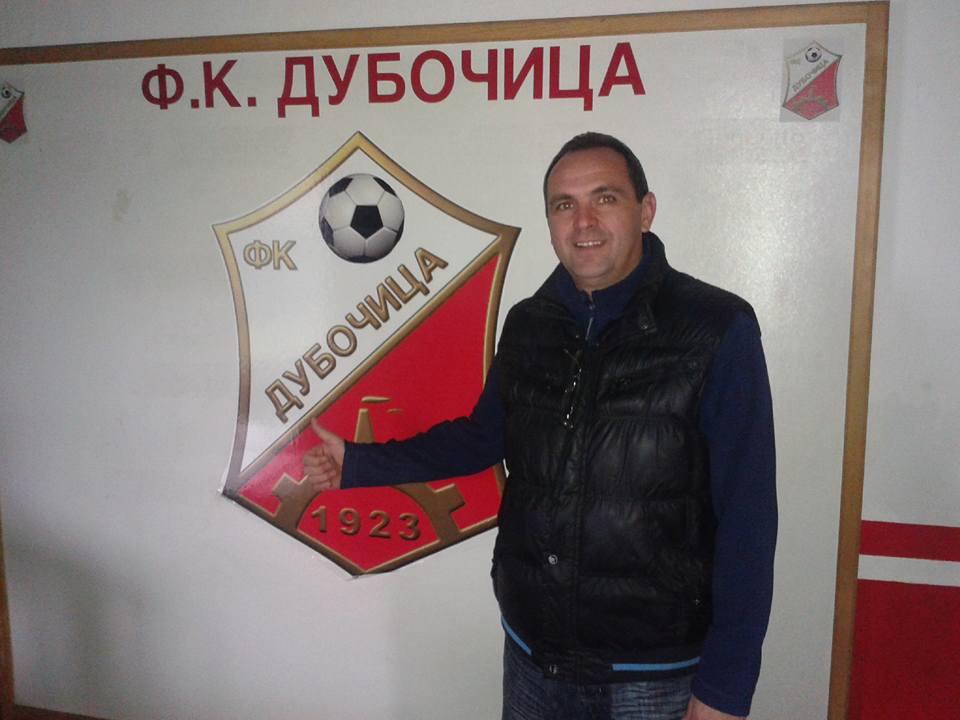 Dubočica ostala bez trenera, Stančić karijeru nastavlja u Kini