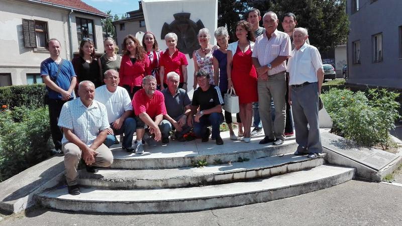 SPS u Grdelici obeležio 7. jul