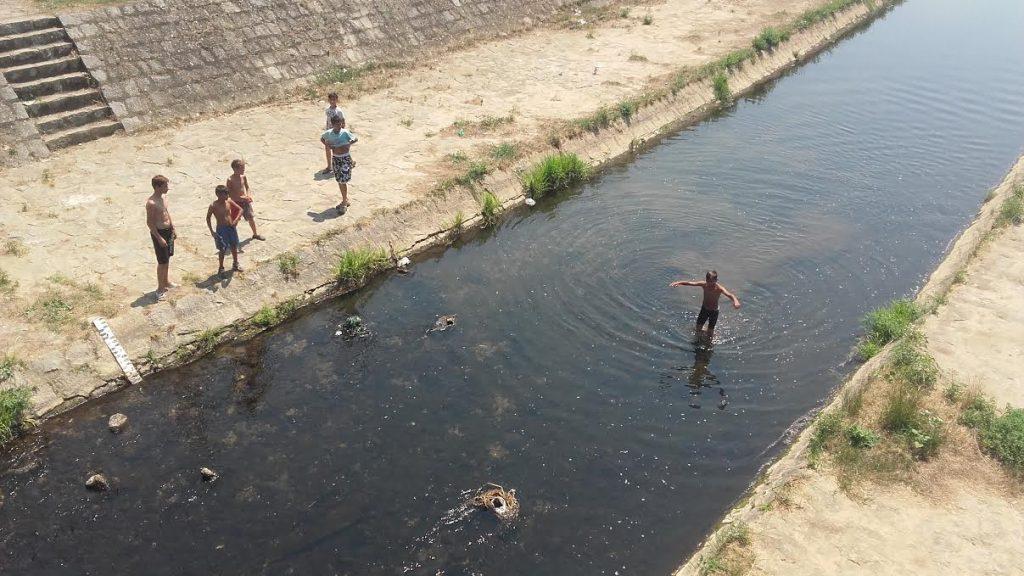 (FOTO VEST) Kad bazena nema i Veternica je dobra