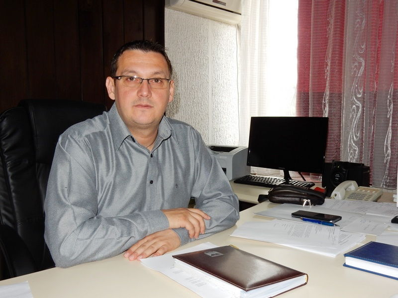 Goran Mladenović ponovo na čelu opštine Vladičin Han