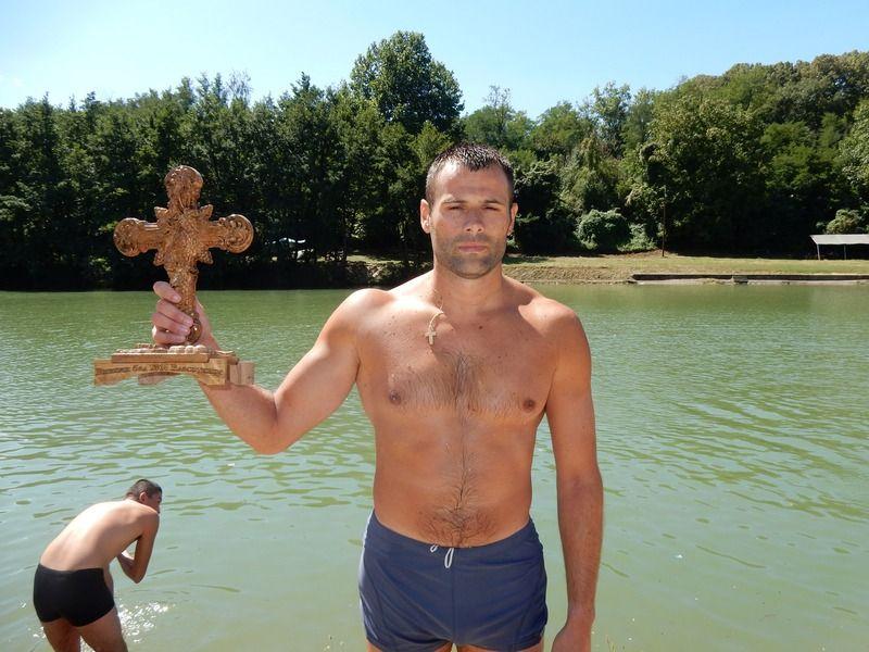 Aleksandar Stajković osvajač prvog krsta s ukusom vina