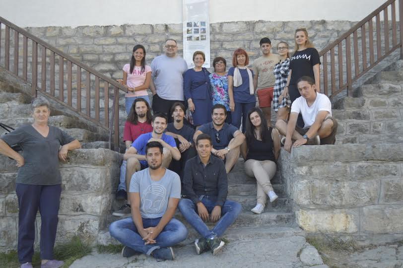 Izučavanje tradicionalne arhitekture u selu sa 4 stanovnika
