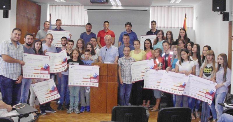 Kreativnost mladih u 36 projekata Divac fondacije
