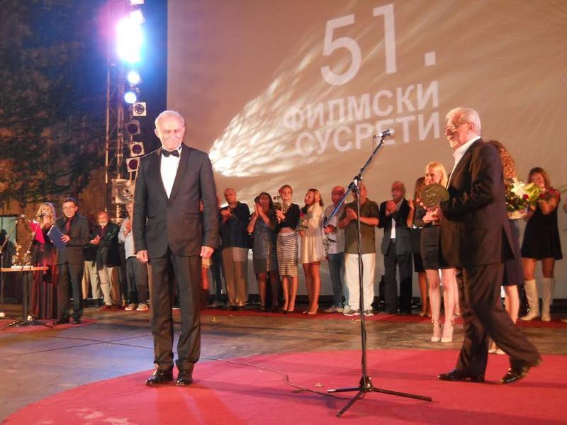 "Film: MIćalović preuzela Tvrđavu, Ristovskom nagrada ""Pavle Vuisić"""