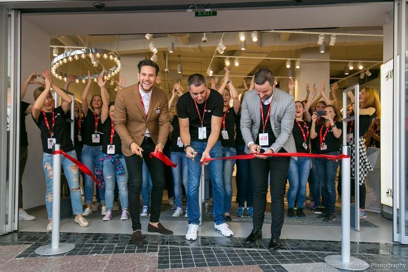 Otvorena prva H&M prodavnica u Nišu