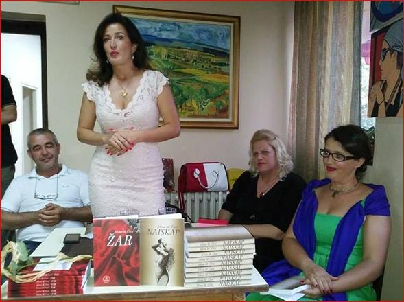 Dijalektika uma i srca Jelene M. Ćirić, srpske pesnikinje iz Praga
