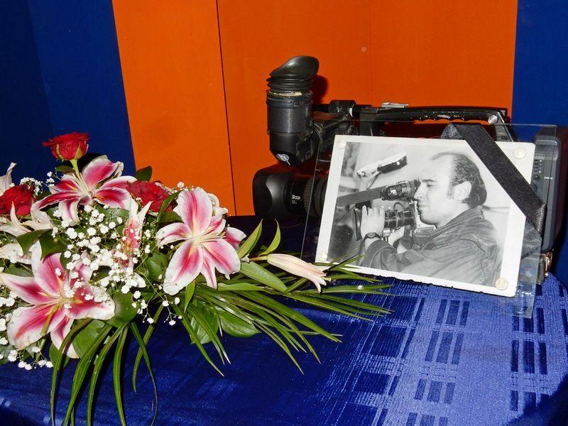 Komemoracija povodom smrti Dragana Jovanovića