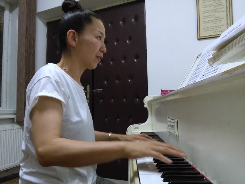 Celodnevni klavirski maraton za Ginisa