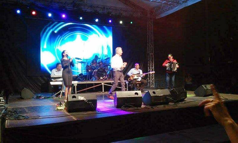 Miroslav Ilić i publika pevali u duetu