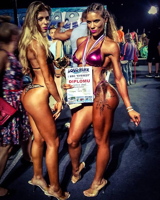 Mis fitnes Srbije živi u Vranju
