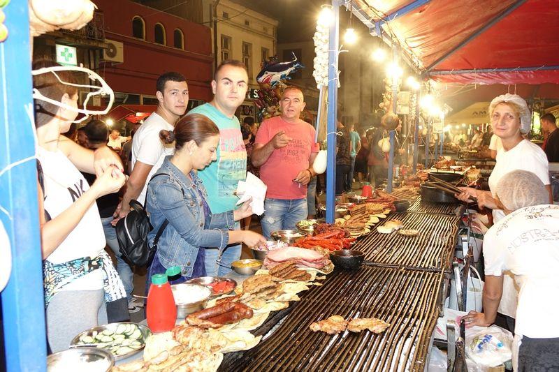 """Turisti više vole Roštiljijadu od Guče jer ih ne """"deru"""" još na samom ulazu"""