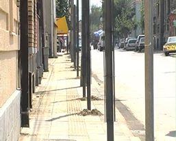 Svetoilijska ulica: Uređuju se trotoari, dogodine i kolovoz
