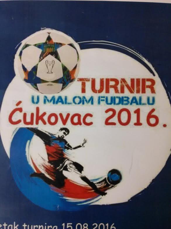 Ćukovac ponovo organizuje turnir u malom fudbalu
