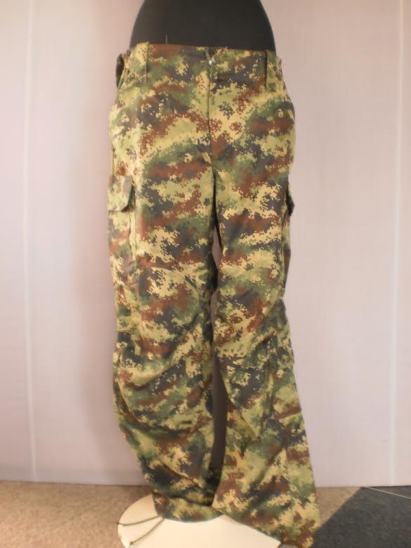 Vojska dobila lakše i kvalitetnije letnje pantalone