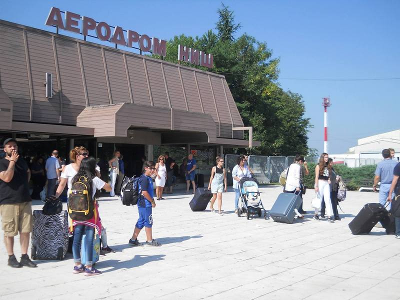 Danas ipak PROTEST Nišlija zbog ustupanja Aerodroma Republici