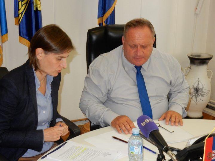 Ana Brnabić i ministri uskoro u Leskovcu?