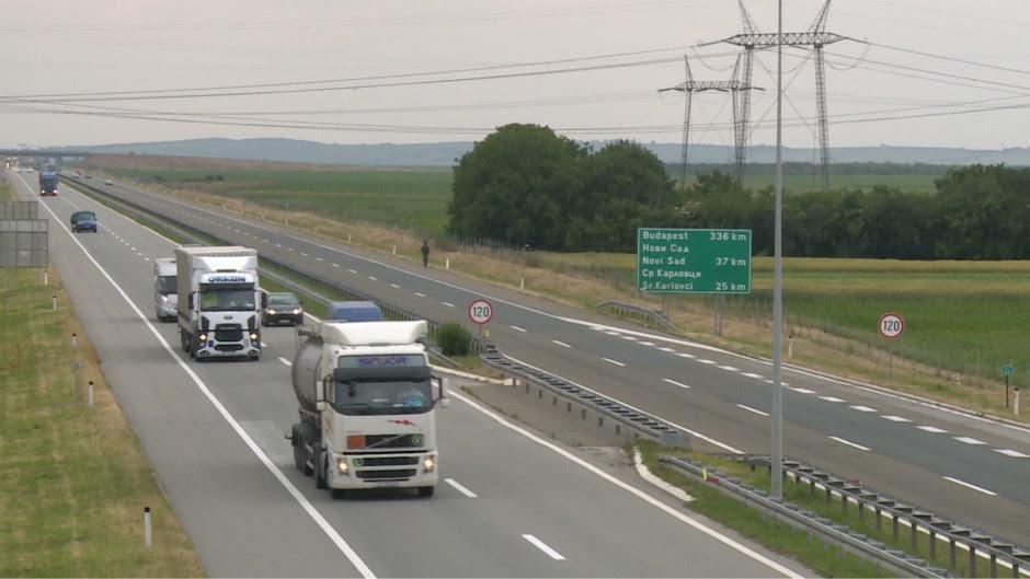 Dolijali pljačkaši vozila na autoputu Niš-Beograd