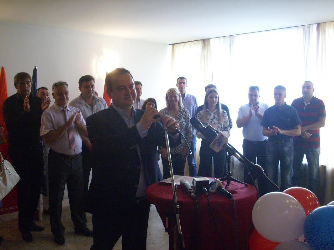 Dačić: Muslimani hoće da unište Republiku Srpsku