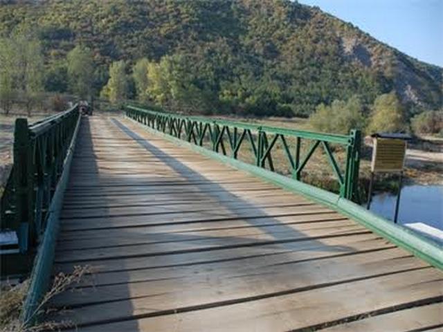 Rekonstruisan most u Mazarću