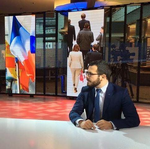 Vranjanac u Skupštini Srbije predstavlja svoj vodič o evropskom parlamentu