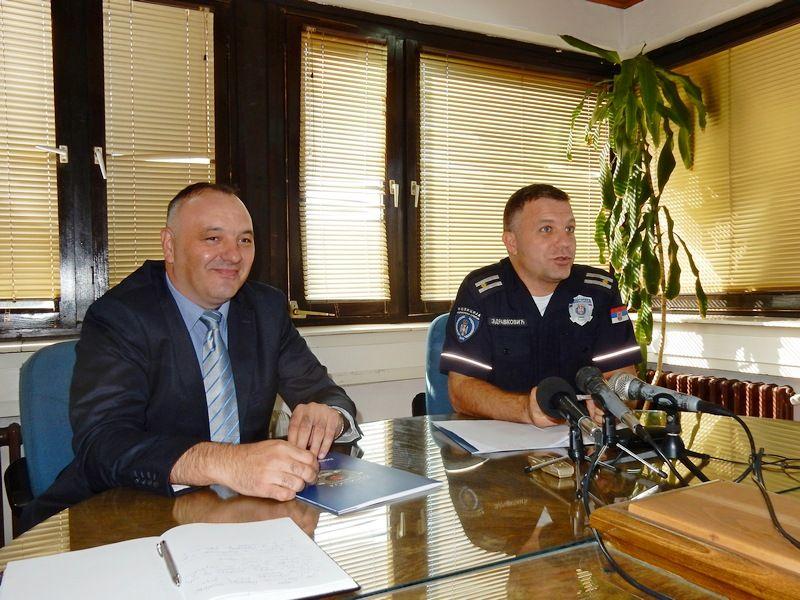 Policija: Leskovac bezbedniji nego prošle godine