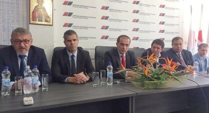 SNS: Bez partijskog zapošljavanja u Vranju