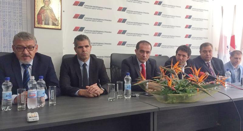 SNS: Menadžment ZC Vranje urušava zdravstvo u gradu