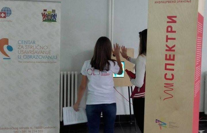 """""""Spektri"""" stigli u Leskovac"""
