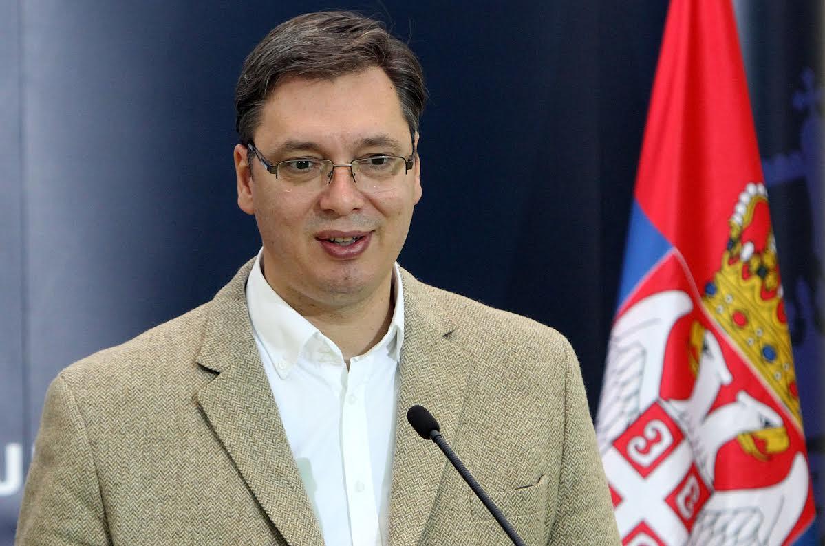 Vučić: Od oktobra uvećane penzije