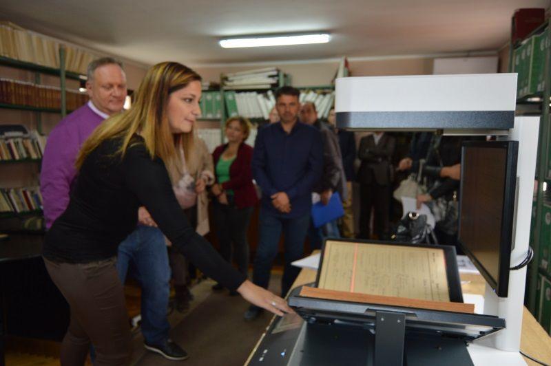 Istorijski arhiv počinje da digitalizuje svu arhivsku građu
