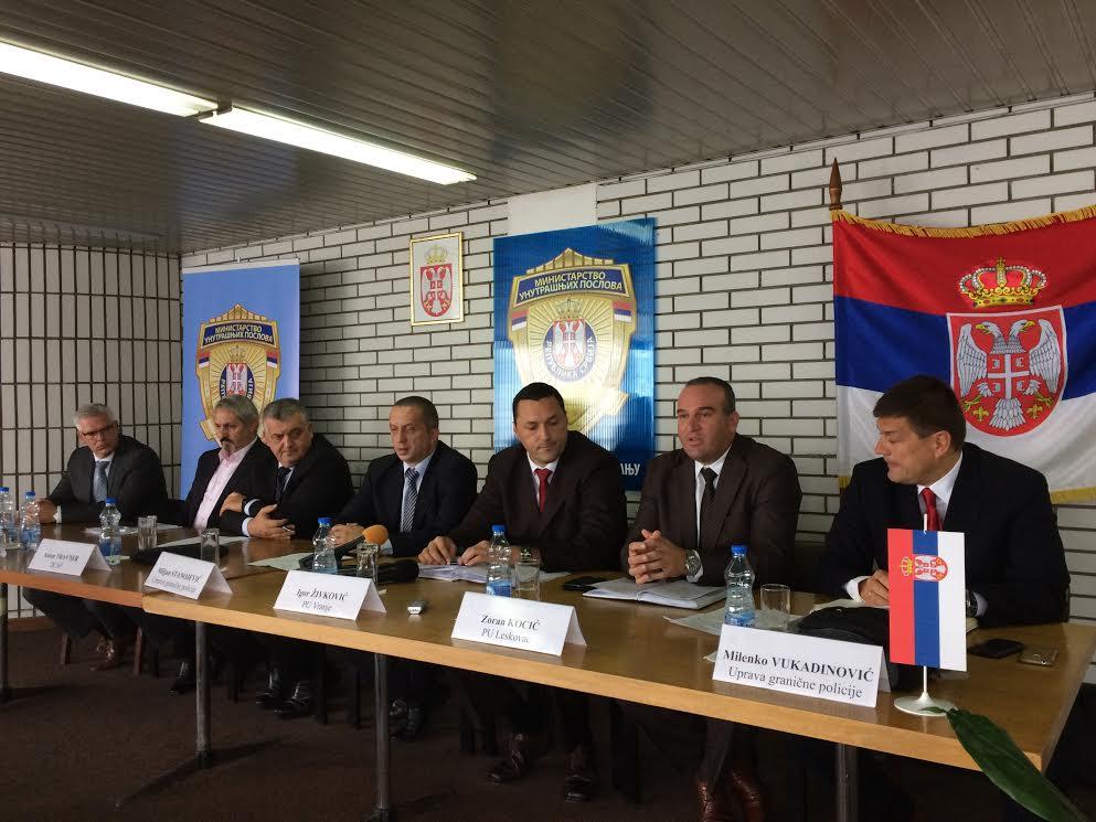 """""""Avala 2016"""" okupila policiju sedam zemalja"""