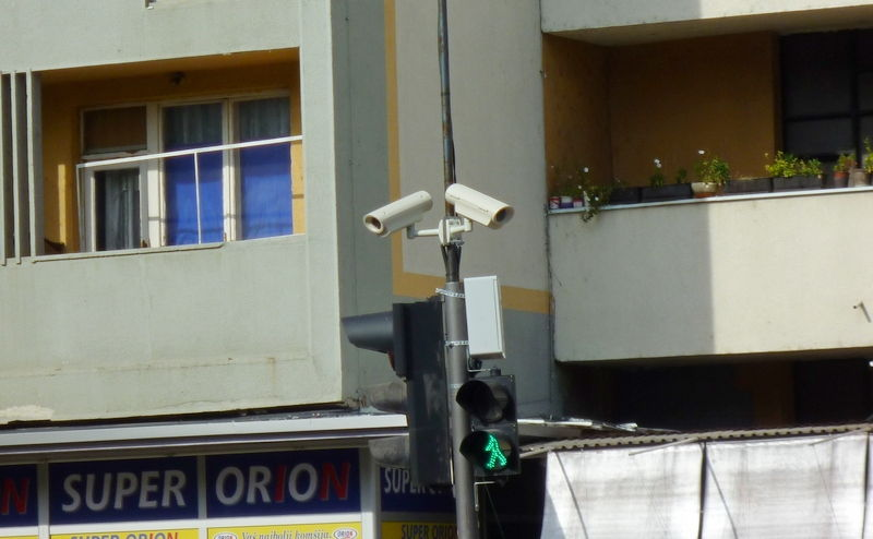 Leskovac na dlanu, kamerama protiv nasilja