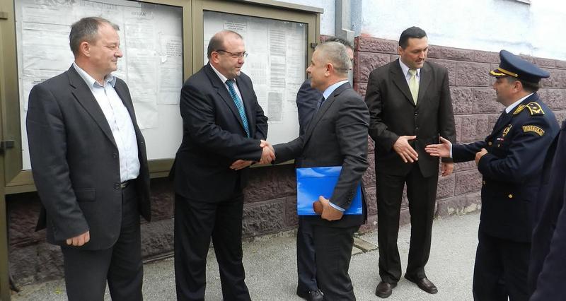 Miličković : Bezbednost u Vranju stabilna