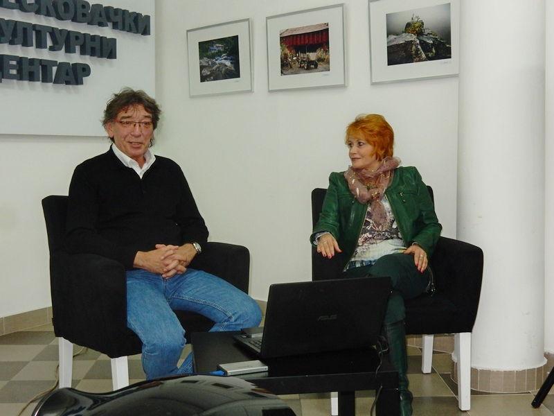 Darko Bajić: Evropska birokratija bira i filmske teme