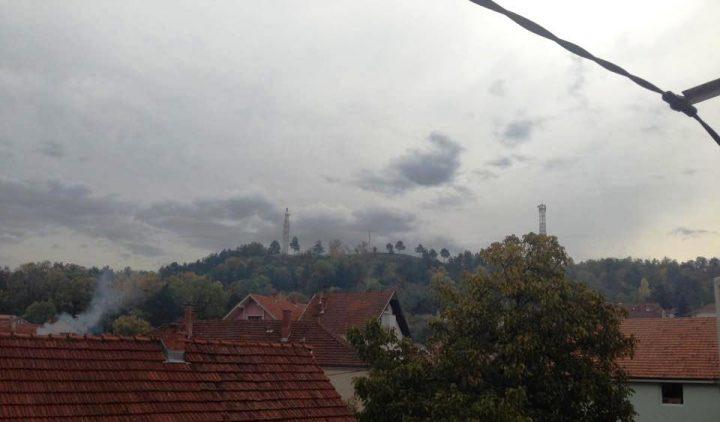 Centar Leskovca pritiska čađ, vazduh danima zagađen