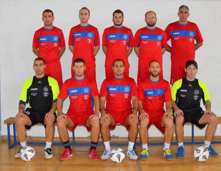 "Futsal klub "" Bele crkve"" startovao pobedom"