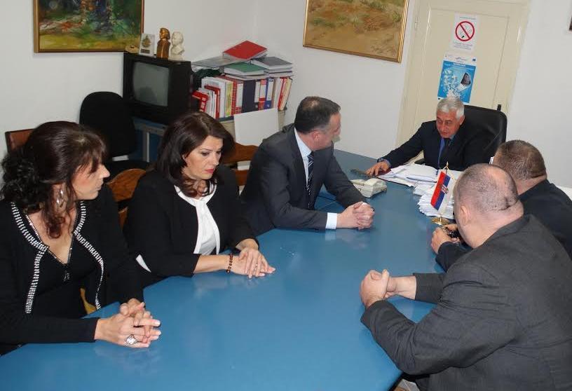 Ministar Antić posetio Gadžin Han