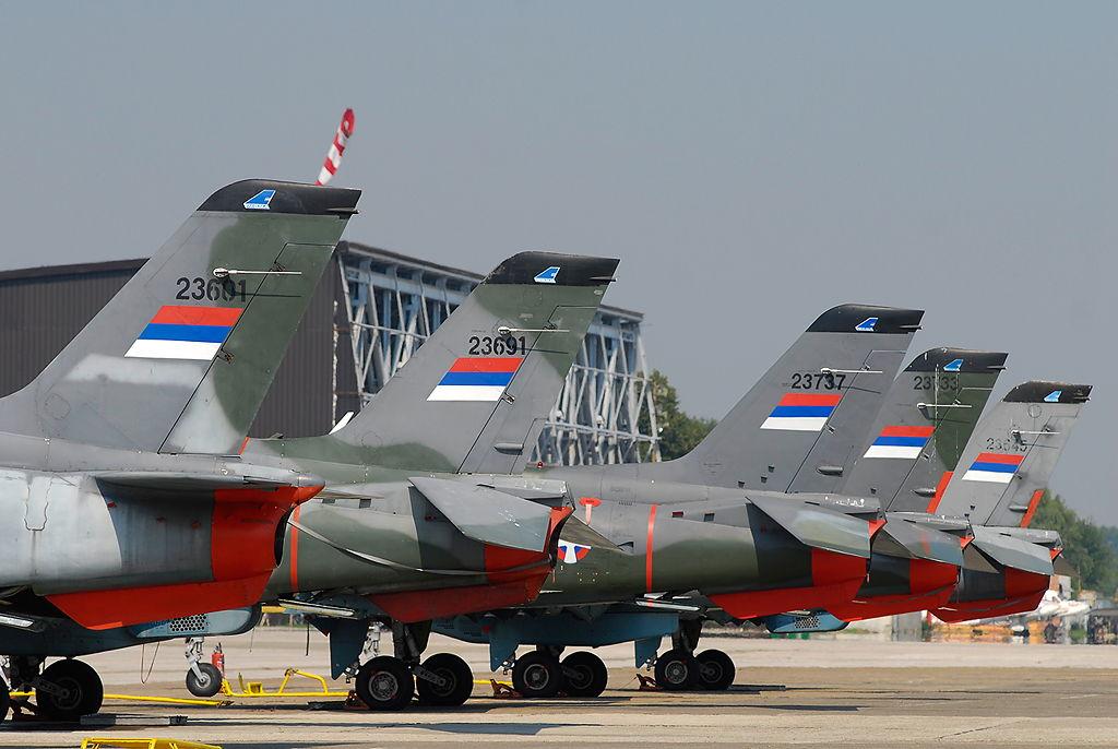 Vojni avioni od sutra ponovo nadleću jug Srbije