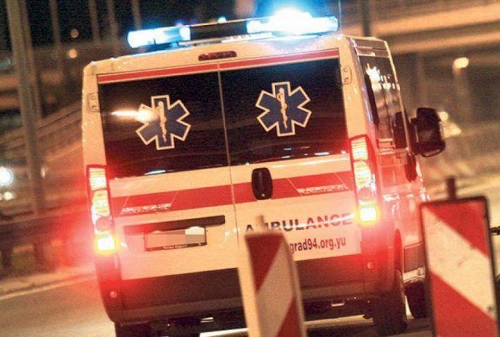 Osmoro povređenih u šest saobraćajnih nezgoda