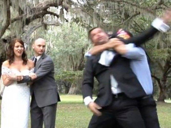 CIRKUS NA SVADBI Pobili se svatovi jer je mlada zadržala svoje prezime