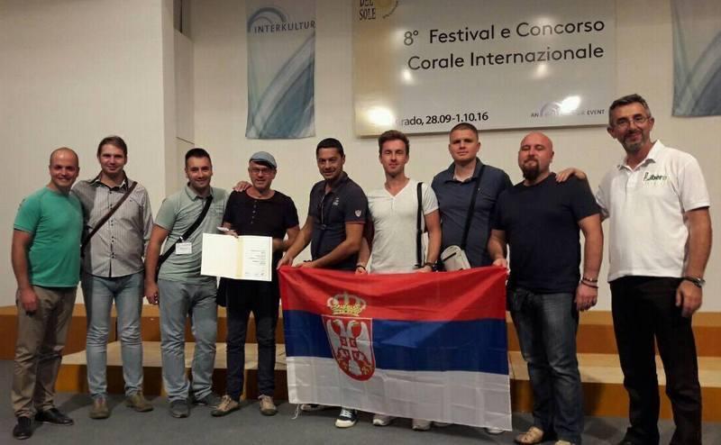 Libero osvojio nagradu u Italiji