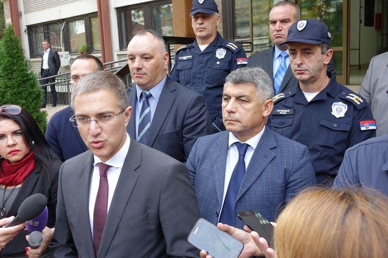 Stefanović: Leskovac je bezbedan grad (VIDEO)