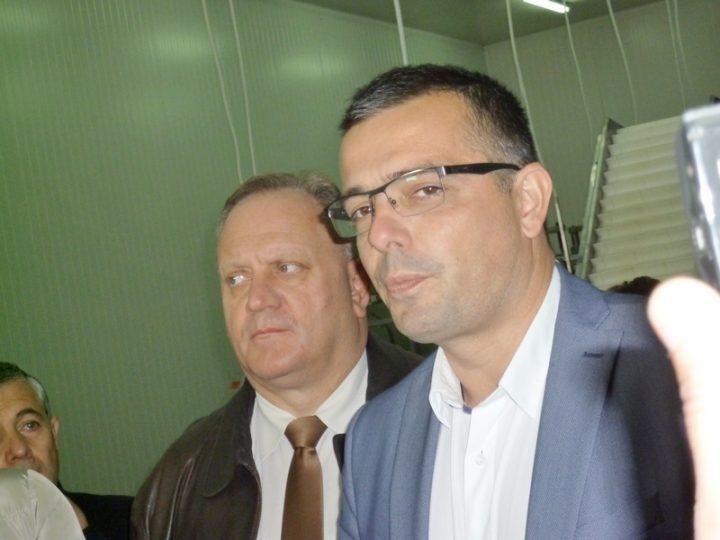 Sa ministrom poljoprivrede u ponedeljak o nastavku elektrifikacije leskovačkih polja